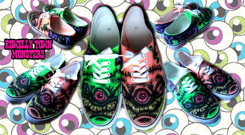 Tripleeyemonstersneaker